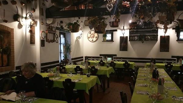Foto di Frasca da Gianni di Cividale del Friuli  UTI del Natisone  Friuli Venezia Giulia         Italia