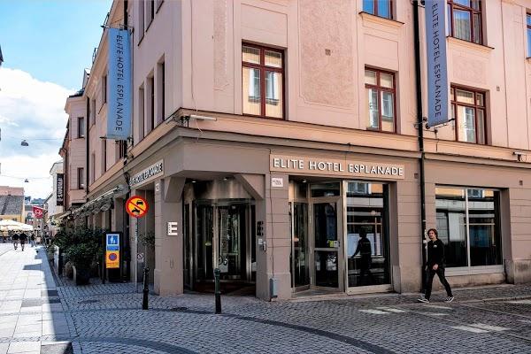 Foto di Elite Hotel Esplanade di Malmo  Malm   kommun  Contea della Scania  Region G  taland  Svezia