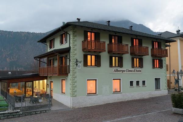 Foto di Hotel Cima D%27Asta - Ristorante Pizzeria di Casetta  Bieno  Comunit   Valsugana e Tesino  Provincia di Trento  Trentino Alto Adige         Italia