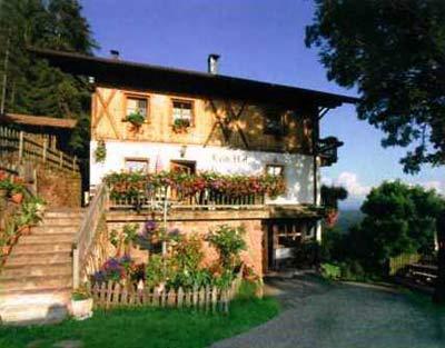Foto di Ristorante Leitl Hof di Burger  San Genesio Atesino  Salto Sciliar  Bolzano  Trentino Alto Adige  Italia