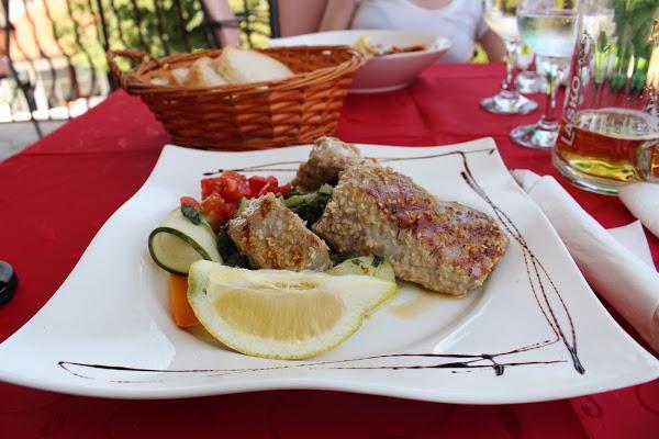 Foto di Restoran Madonna di Ragusa  Regione raguseo narentana         Croazia