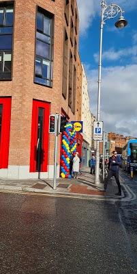 Foto di Lidl di Dublino  County Dublin  Leinster  Irlanda