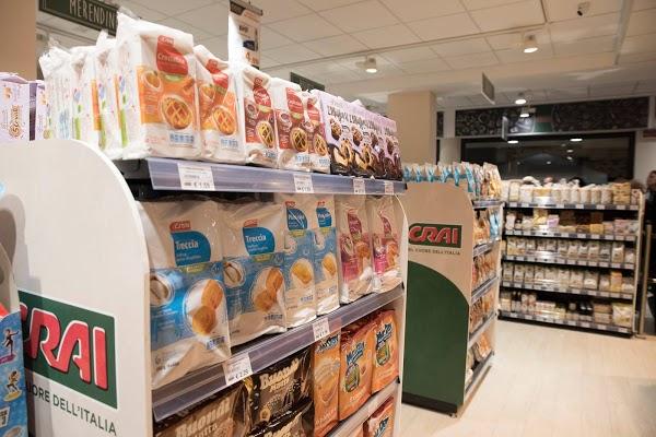 Foto di Supermercato Crai Principe di Quarto