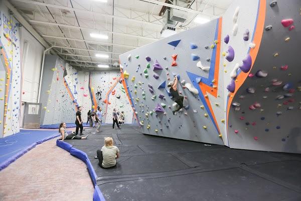 Foto di Central Rock Gym di Syracuse  Onondaga County  New York  Stati Uniti d America