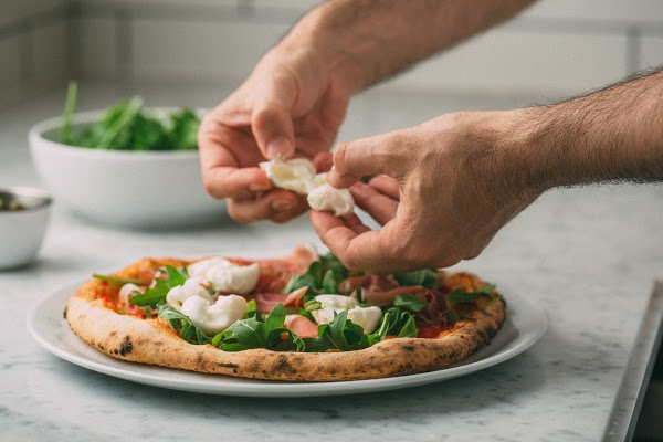 Foto di Pizza Workshop di Bristol  City of Bristol  South West England  England  United Kingdom