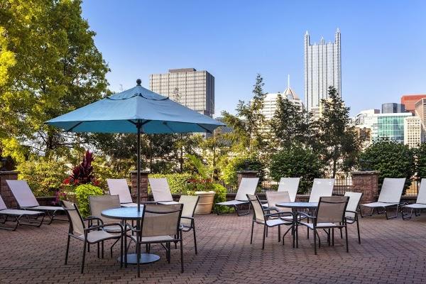 Foto di Sheraton Pittsburgh Hotel at Station Square di Pittsburgh  Allegheny County  Pennsylvania  Stati Uniti d America