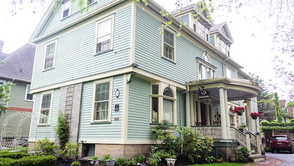 Foto di Edward Harris House Inn %26 Cottages di Rochester  Monroe County  New York  Stati Uniti d America