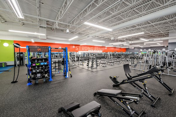 Foto di Blink Fitness di Syracuse  Onondaga County  New York  Stati Uniti d America