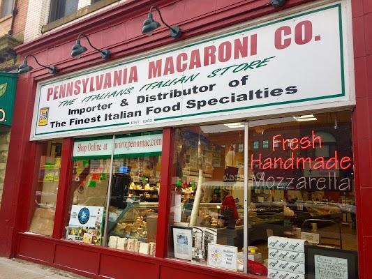 Foto di Pennsylvania Macaroni Co. di Pittsburgh  Allegheny County  Pennsylvania  Stati Uniti d America
