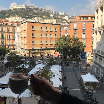 Foto di Hotel Art Resort Galleria Umberto di Napoli  Campania  Italia