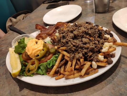 Foto di Elgin Street Diner di Ottawa  Eastern Ontario  Ontario  Canada