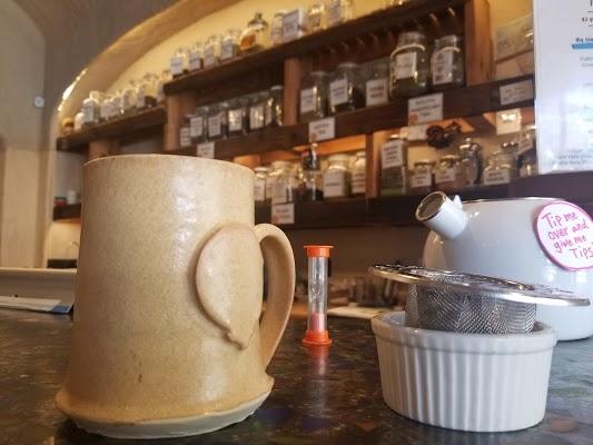 Foto di Bantha Tea Bar di Pittsburgh  Allegheny County  Pennsylvania  Stati Uniti d America