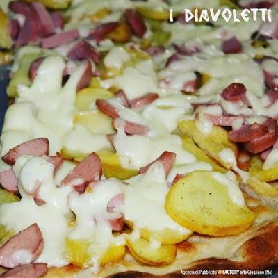 Foto di Pizzetteria i diavoletti di Casandrino  Napoli  Campania         Italia
