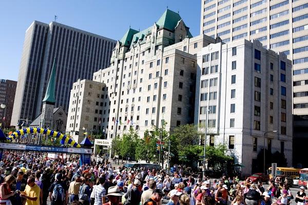 Foto di Lord Elgin Hotel di Ottawa  Eastern Ontario  Ontario  Canada