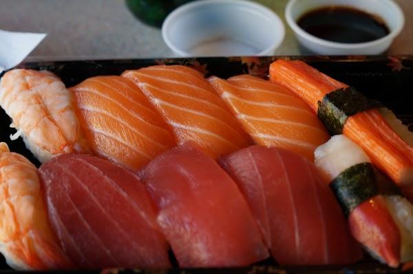 Foto di Sushi Zone di Ottawa  Eastern Ontario  Ontario  Canada