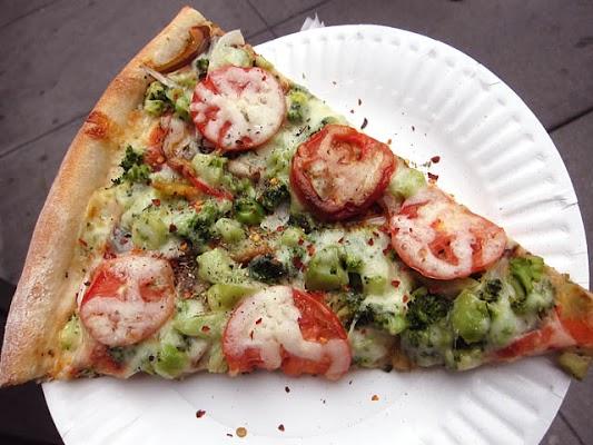 Foto di Famous Famiglia Pizza di New York  New York         Stati Uniti d America