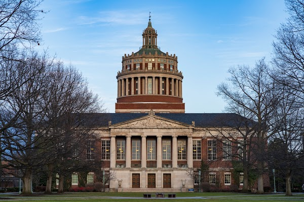 Foto di Rochester University di Rochester  Monroe County  New York  Stati Uniti d America
