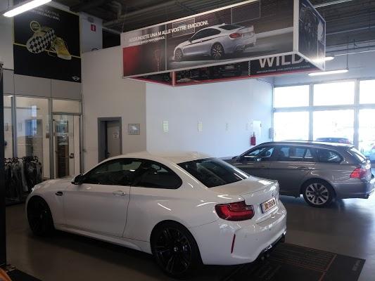 Foto di Activa SPA - Concessionaria BMW di Trento  Territorio Val d Adige  Provincia di Trento  Trentino Alto Adige  Italia