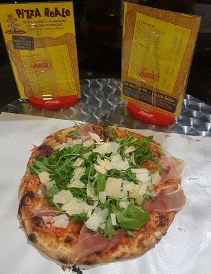 Foto di Pizza Reale di Via Lussemburgo  Borgaro Torinese  Provincia di Torino  Piemonte         Italia