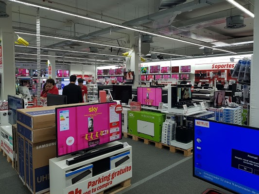 Foto di MediaMarkt di Valencia  Comarca de Val  ncia  Valencia  Comunit   Valenzana  Spagna