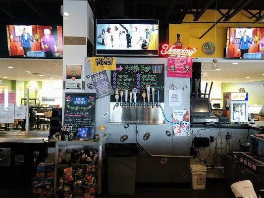 Foto di Parkway pub n food hall di Pittsburgh  Allegheny County  Pennsylvania  Stati Uniti d America