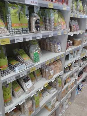 Foto di Supermercato Bio e Bioprofumeria Lucre%27s Bio di Trapani  Sicilia         Italia