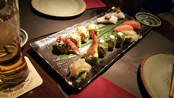 Foto di 19 Sushi Bar di Madrid    rea metropolitana de Madrid y Corredor del Henares  Comunidad de Madrid         Spagna