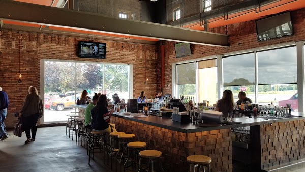 Foto di TRATA%3A The Restaurant At The Armory di Rochester  Monroe County  New York  Stati Uniti d America