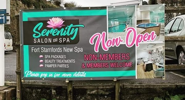 Foto di Serenity Salon and Spa Plymouth di Plymouth  South West England  England  PL   HH  United Kingdom