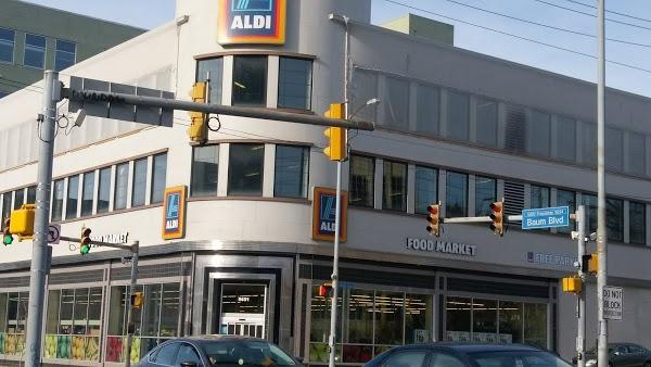Foto di ALDI di Pittsburgh  Allegheny County  Pennsylvania  Stati Uniti d America