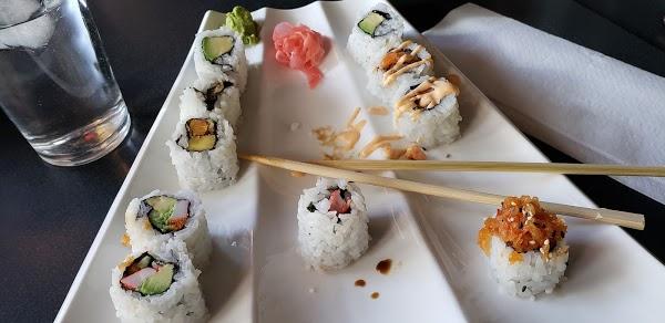 Foto di Tokyo Sushi di Ottawa  Eastern Ontario  Ontario  Canada