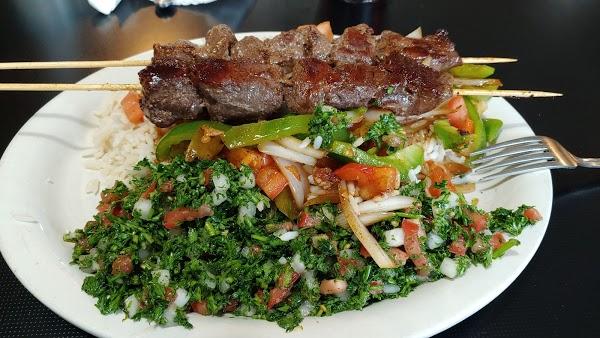 Foto di Goodies Mediterranean Grill %26 Cuisine di Syracuse  Onondaga County  New York  Stati Uniti d America