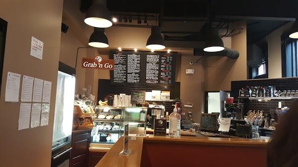 Foto di Founders Cafe di Rochester  Monroe County  New York  Stati Uniti d America