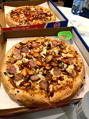 Foto di Pizza Go Go di Bristol  City of Bristol  South West England  England  United Kingdom