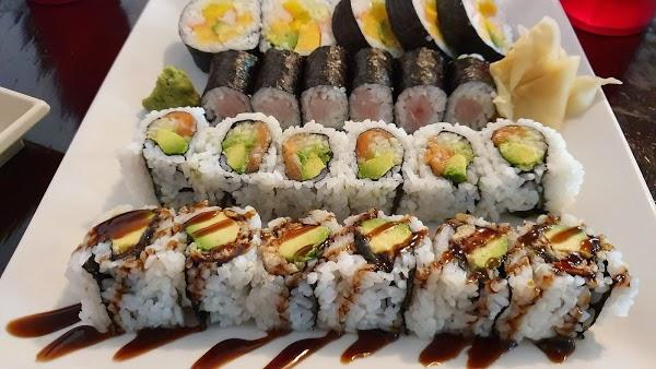 Foto di Su Asian Cafe di Syracuse  Onondaga County  New York  Stati Uniti d America
