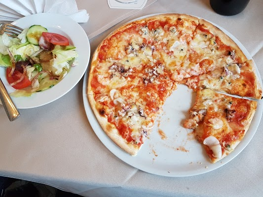 Foto di Trattoria Pizzeria Calabrisella di Raunheim  Kreis Gro   Gerau  Assia         Germania