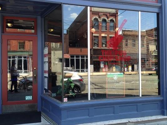 Foto di The Pub Chip Shop di Pittsburgh  Allegheny County  Pennsylvania  Stati Uniti d America