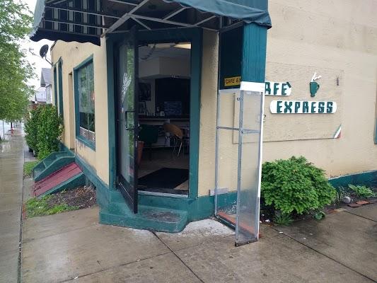 Foto di Cafe Express di Syracuse  Onondaga County  New York  Stati Uniti d America