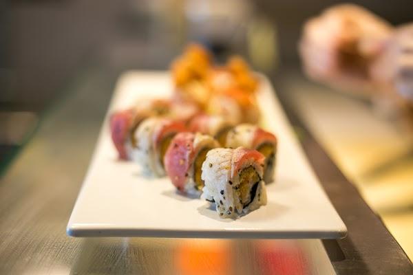 Foto di Sushi Shop di Ottawa  Eastern Ontario  Ontario  Canada