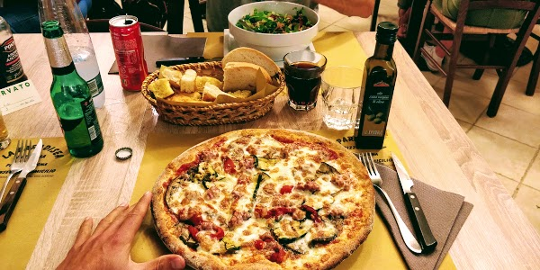Foto di Pizzeria La Paradisea di Pisa