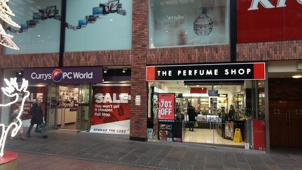 Foto di Currys PC World Featuring Carphone Warehouse di Bristol  City of Bristol  South West England  England  United Kingdom
