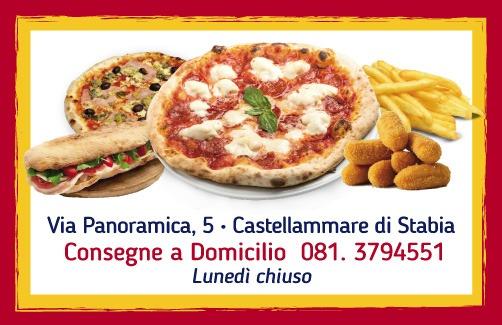 Foto di Pizzeria e Rosticceria Add%FA Sas%E1 %F3 Non%u0144 di Castellammare di Stabia  Napoli  Campania         Italia