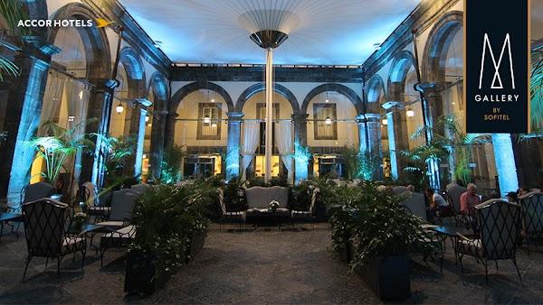 Foto di Hotel Palazzo Caracciolo Napoli MGallery di Napoli  Campania  Italia
