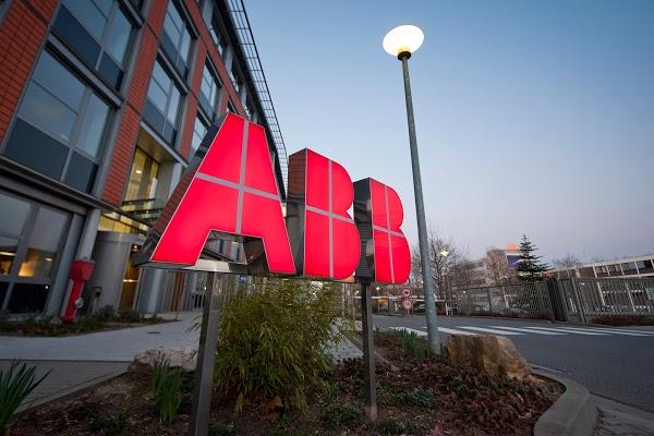 Foto di ABB AG di Mannheim  Baden W  rttemberg         Germania