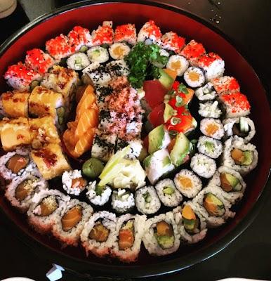 Foto di Sushi Umi di Ottawa  Eastern Ontario  Ontario  Canada