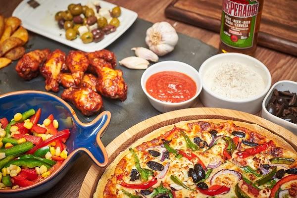 Foto di The Red Pizza Company di Bristol  City of Bristol  South West England  England  United Kingdom
