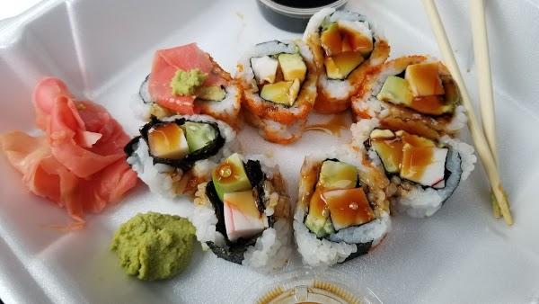 Foto di Andy%27s Sushi Bar di Pittsburgh  Allegheny County  Pennsylvania  Stati Uniti d America