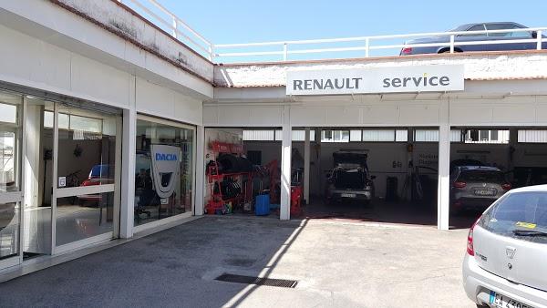 Foto di Dacia e Renault Autonautica Epomeo Srl di Naples  Napoli  Campanie  Italie