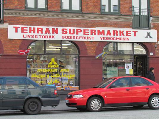 Foto di Tehran Supermarket di Malmo  Malm   kommun  Contea della Scania  Region G  taland  Svezia