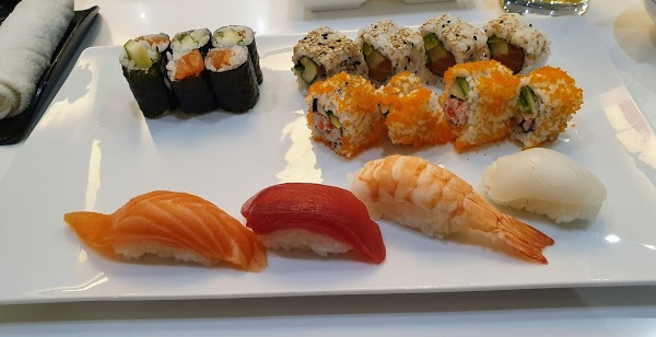 Foto di Kyoto Sushi Bar di Mannheim  Baden W  rttemberg         Germania
